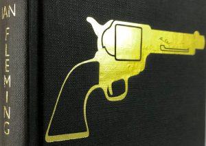 James Bond modern first edition