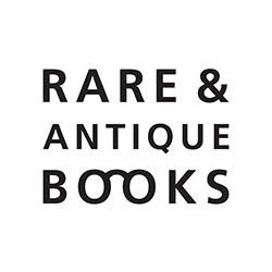 Rare and Antique Books Logo