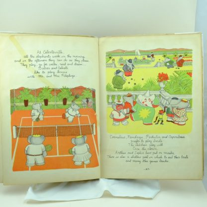 Babar-The-King-first-edition