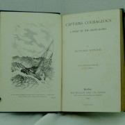 Captains-Courageous-Rudyard-Kipling-first-edition
