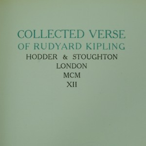rudyard kipling essay by george orwell Shooting an elephant by george orwell & white man's burden by rudyard kipling in moulmein, in lower burma, i was hated by large numbers of people – the only time in.