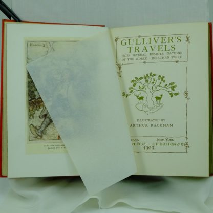 Gullivers-Travels-Illustrated-Arthur-Rackham-1909