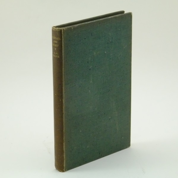 Michael and Mary Limited Edition Signed by A. A. Milne