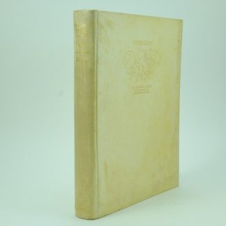 Limited and Signed Edition of Peer Gynt Illustrated by Arthur Rackham