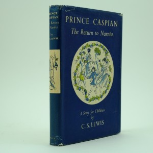 Prince Caspian First Edition by C. S. Lewis
