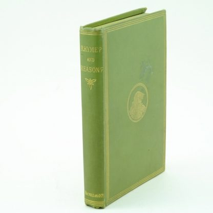 Rhyme and Reason First edition by Lewis Carroll