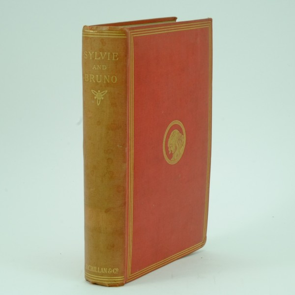 Sylvie and Bruno First Edition by Lewis Carroll
