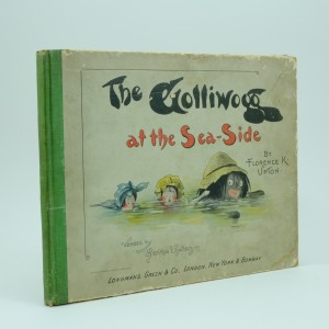 The Golliowgg at the Sea Side First Edition by Florence Upton