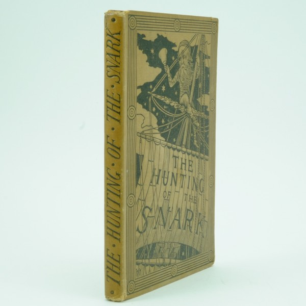 The Hunting of the Snark First Edition by Lewis Carroll