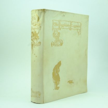 Limited and Signed Edition The Ingoldsby Legends Arthur Rackham