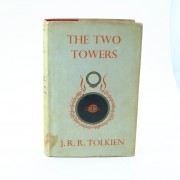 The Two towers J.R.R.Tolkien first edition