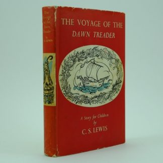 The Voyage of the Dawn Treader First Edition by C. S. Lewis