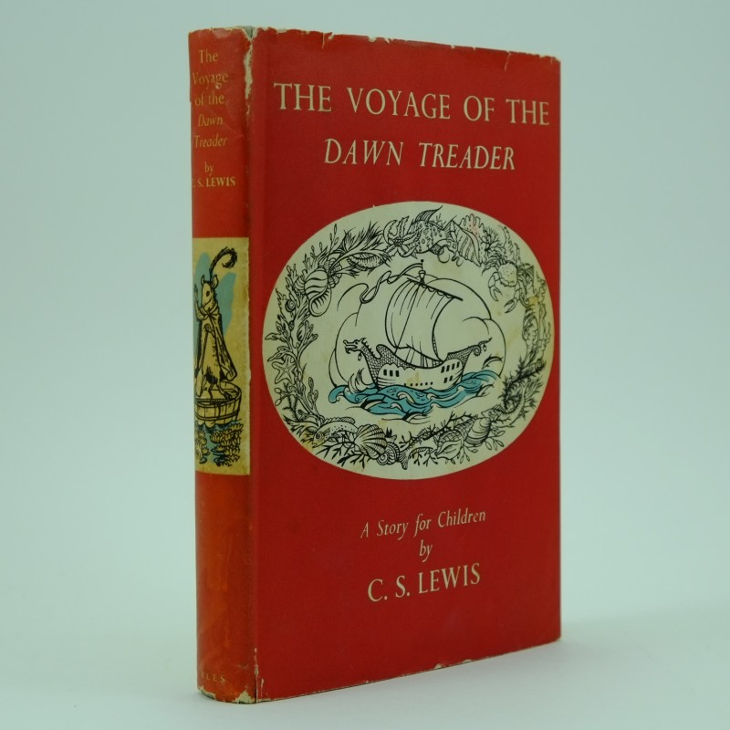 an analysis of the characters in the voyage of the dawn treader by cs lewis