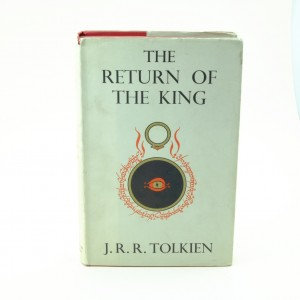 The Return of the King first edition