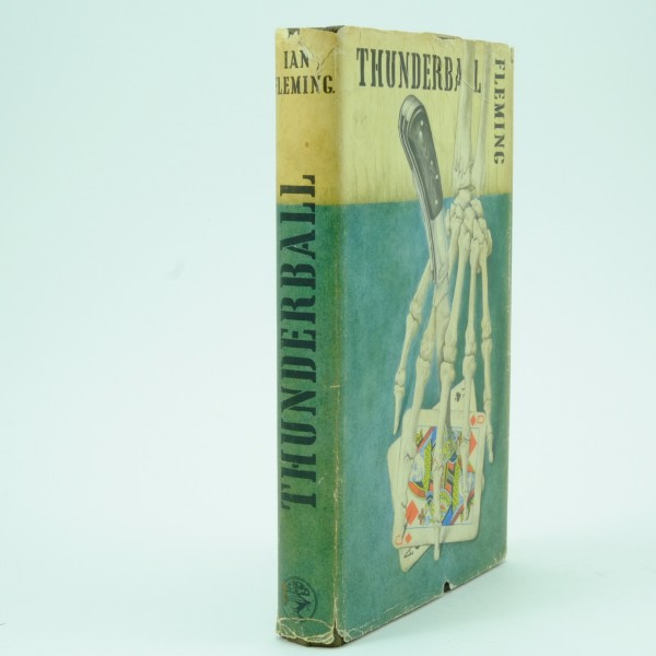 Thunderball First Edition by Ian Fleming