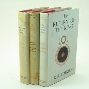 J. R. R. Tolkien The Lord of the Rings first edition