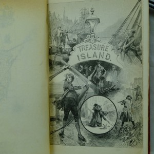 Treasure-Island-Robert-Louis-Stevenson-first-edition