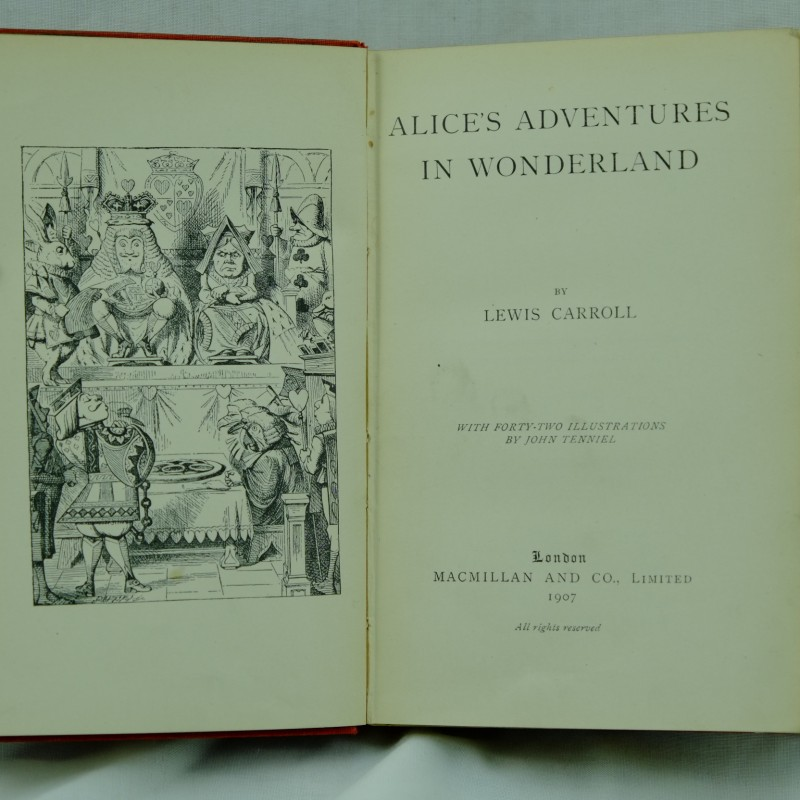 alice s adventures in wonderland by lewis Home → sparknotes → literature study guides → alice's adventures in wonderland alice's adventures in wonderland lewis carroll alice's evidence.