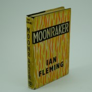 Moonraker First Edition Collection by Ian Fleming