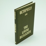 James-Bond-First-Edition-Collection-Ian-Fleming-Octopussy the living daylights