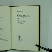 James-Bond-First-Edition-Collection-Ian-Fleming-Octopussy and the livvng daylights