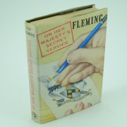 On Her Majestys Secret Service First Edition Collection by Ian Fleming