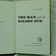 James-Bond-First-Edition-Collection-Ian-Fleming-The-man-with-the--Golden-Gun