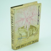 You Only Live Twice First Edition Collection by Ian Fleming