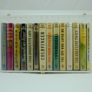 James-Bond-first-edition-collection-Ian-Fleming