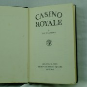 James-Bond-first-edition-collection-Ian-Fleming-Casino-Royale