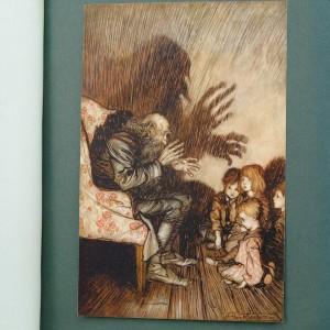 Rip-Van-Winkle-Illustrated-By-Arthur-Rackham-First-Edition-1905