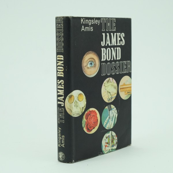 The James Bond Dossier First Edition Kingsley Amis