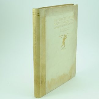 Limited and Signed Edition of The Springtide of Life Illustrated by Arthur Rackham