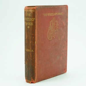 The Wheels of Chance First Edition by H. G. Wells