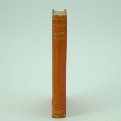 Through-the-looking-glass-first-edition-Lewis-Carroll-1908