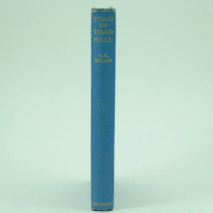Toad-of-Toad-Hall-First-Edition-A.A.Milne-1929