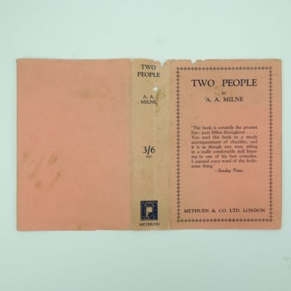 Two-People-First-Edition-A.A.Milne 1931