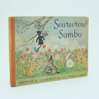 Scarecrow Sambo Grace Couch First Edition