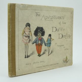 The Adventures Of Dutch Dolls First Edition Florence K Upton