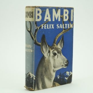 Bambi Felix First Edition by Felix Saltern Watime Edition