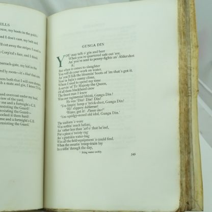 Collected-Verse-Rudyard-Kipling-First-edition