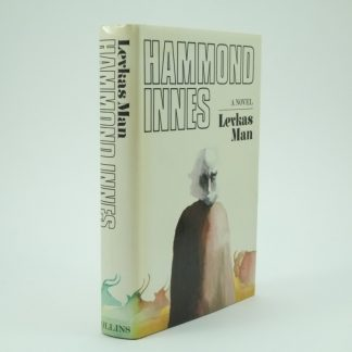 Levkas Man Hammond Innes First Edition