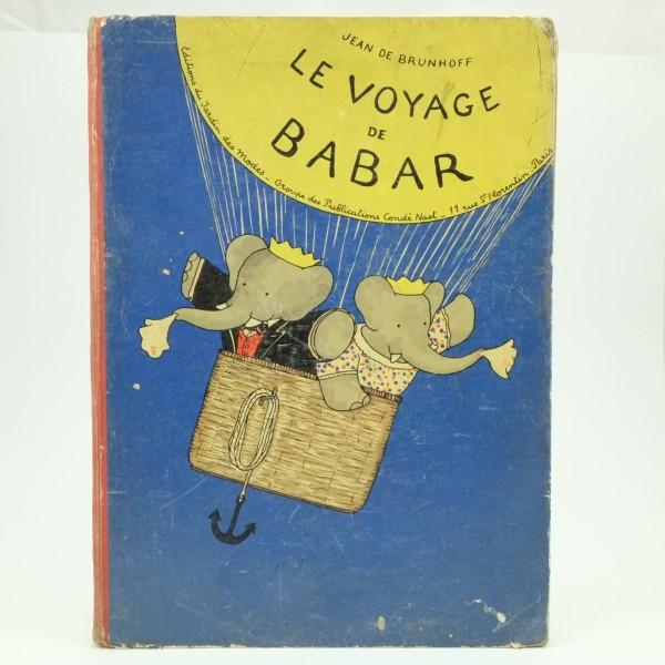 Le-Voyage-de-Babar-Jean-de-Brunhoff-first-edition (10)