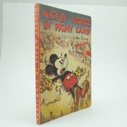 Mickey Mouse in Pigmy Land by Walt Disney