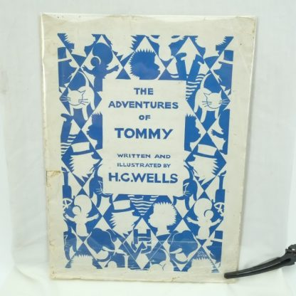 The-Adventures-of-Tommy-H.G.Wells-First-Edition (5)