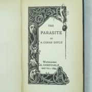 The-Parasite-The-Ecme-Library-A.Conan.Doyle-First-Edition