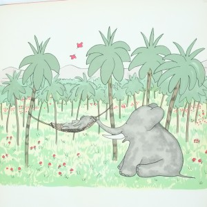 The-Story-Of-Babar-with-preface-by-a.a.Milne-Jean-De-Brunhoff-First-edition-Methuen