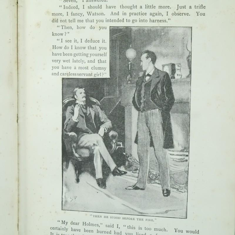 the adventures of sherlock holmes pdf