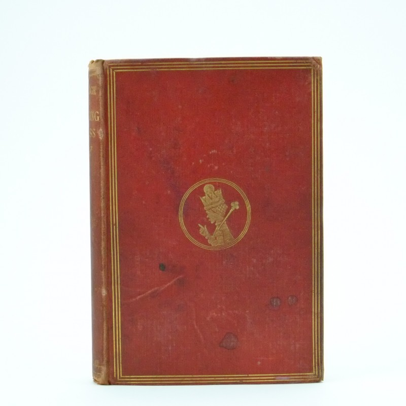 Alices Adventures In Wonderland  Through The Looking Glass By Lewis Carroll  Rare -7399
