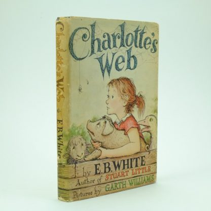 First Edition Charlottes Web by E. B. White